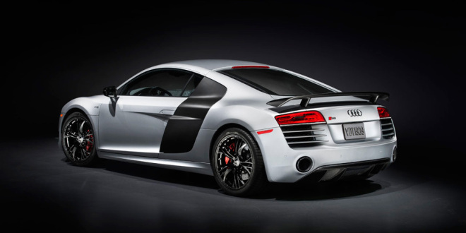 Audi R8 Competition 2015.