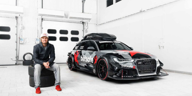 Jon Olsson's Audi RS6 DTM 1000 HP
